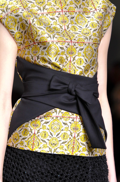 Osman at London Fall 2014 (Details)