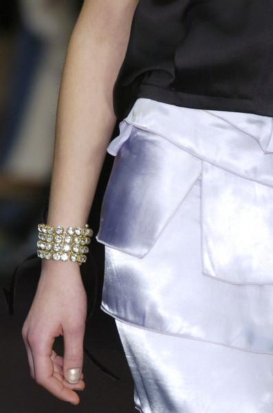 Paco Rubanne at Paris Fall 2005 (Details)