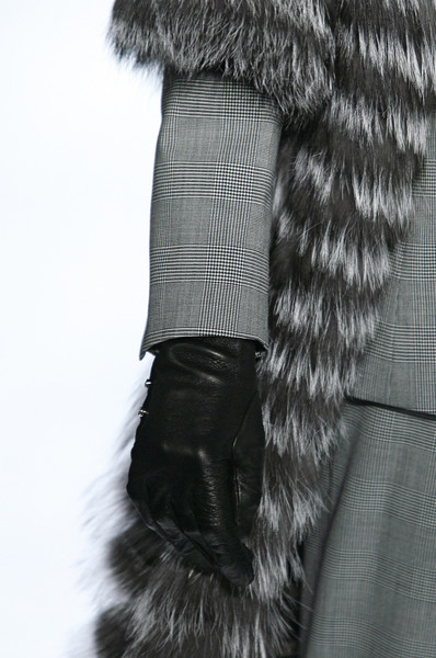 Pamella Roland at New York Fall 2009 (Details)