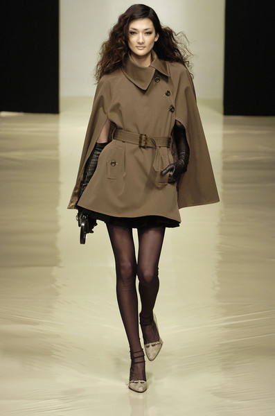 Paola Frani at Milan Fall 2004
