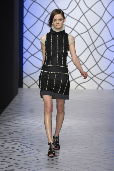 Paola Frani at Milan Fall 2008