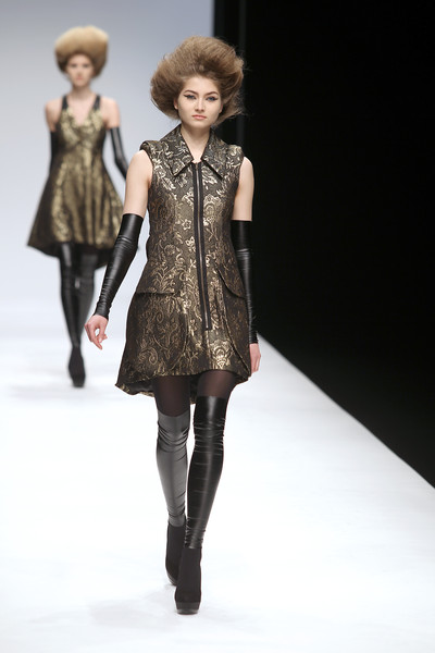 Paul Costelloe at London Fall 2010