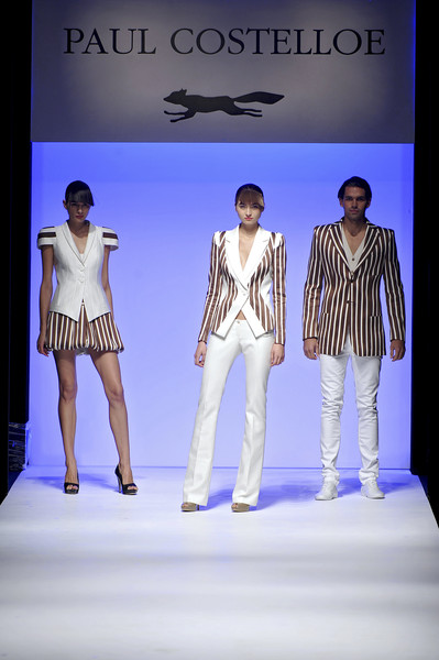 Paul Costelloe at London Spring 2010