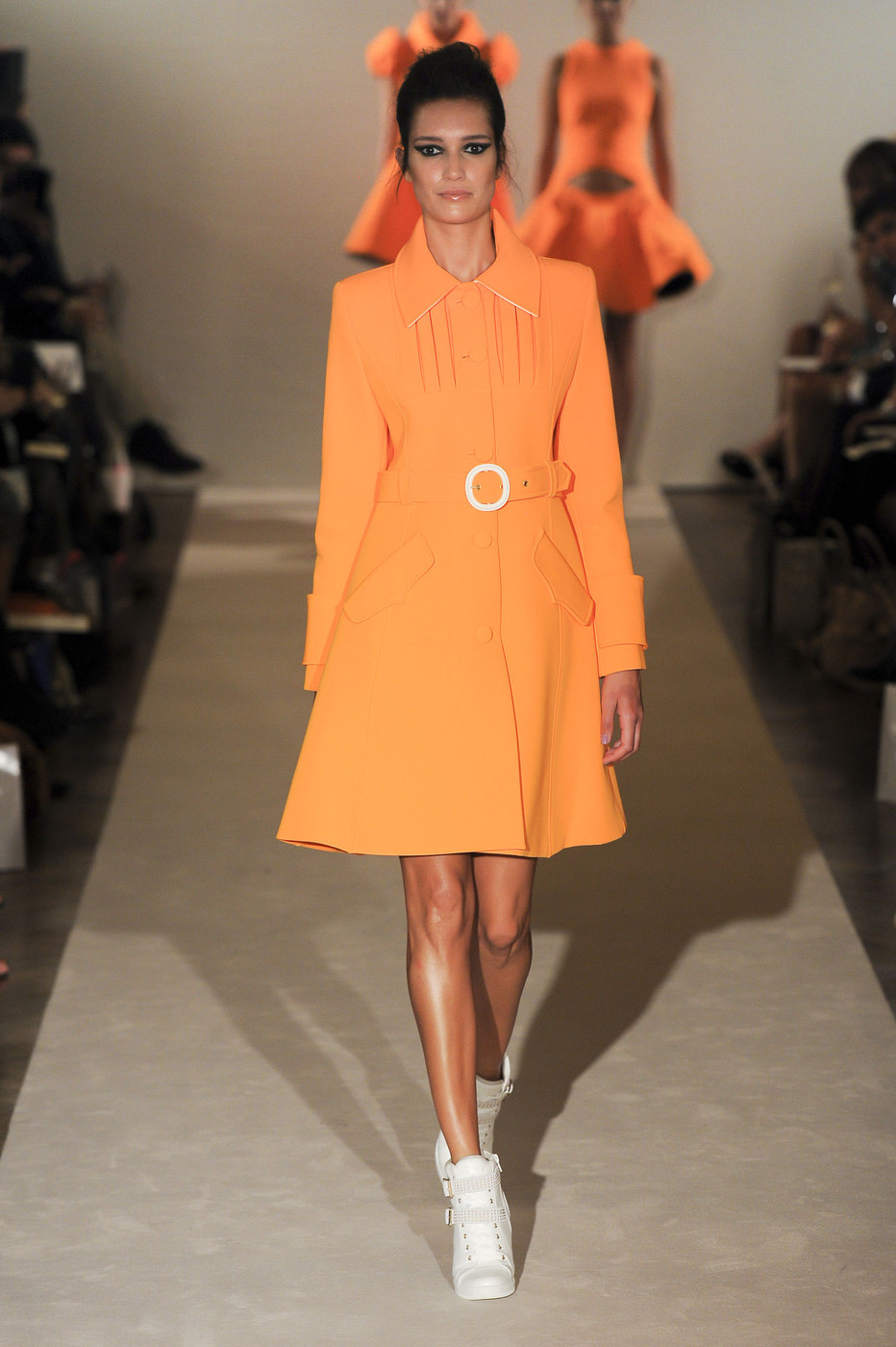 Paul Costelloe At London Fashion Week Spring 2016 Livingly