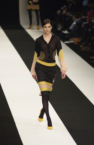 Paul Smith at London Fall 2003