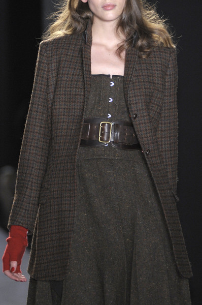 Paul Smith at London Fall 2010 (Details)