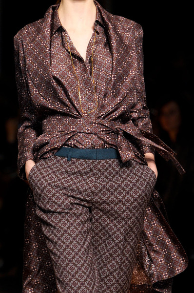 Paul Smith at London Fall 2012 (Details)