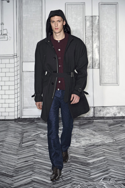 Peter Jensen at New York Fall 2010