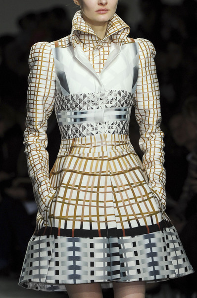 Peter Jensen at London Fall 2012 (Details)