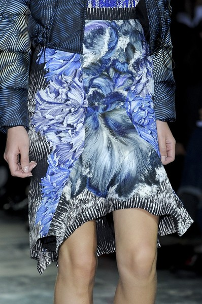 Peter Pilotto at London Fall 2012 (Details)