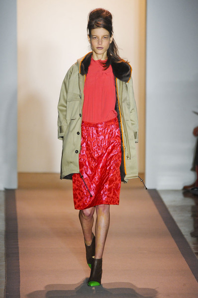 Peter Som at New York Fall 2011