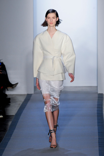 Peter Som at New York Fall 2012