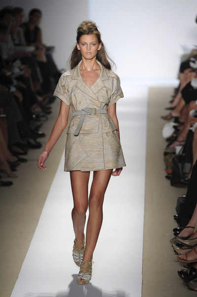 Peter Som at New York Spring 2009
