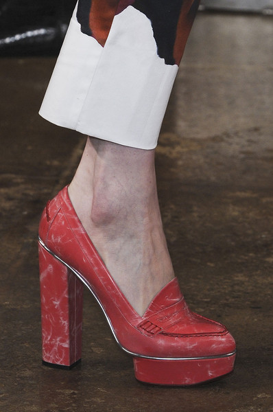Peter Som at New York Spring 2012 (Details)