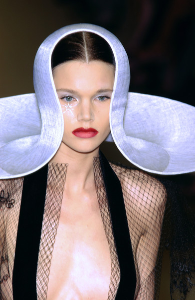 Philip Treacy at Couture Fall 2001