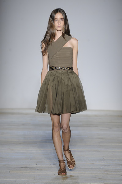 Philosophy di Alberta Ferretti at New York Spring 2009