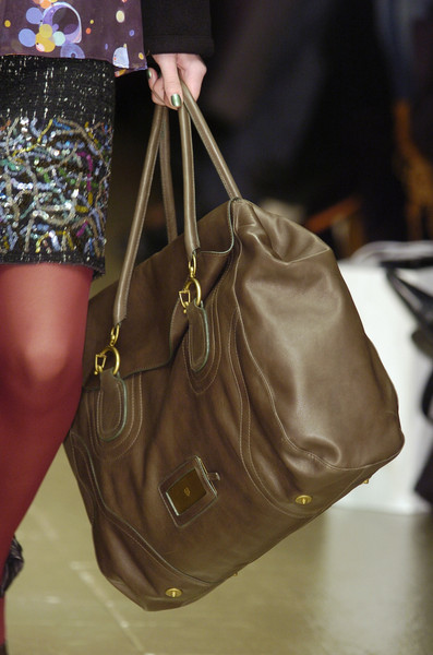 Pollini at Milan Fall 2005 (Details)
