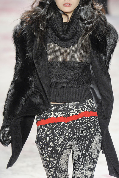 Prabal Gurung at New York Fall 2011 (Details)