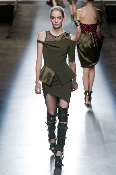 Prabal Gurung at New York Fall 2013