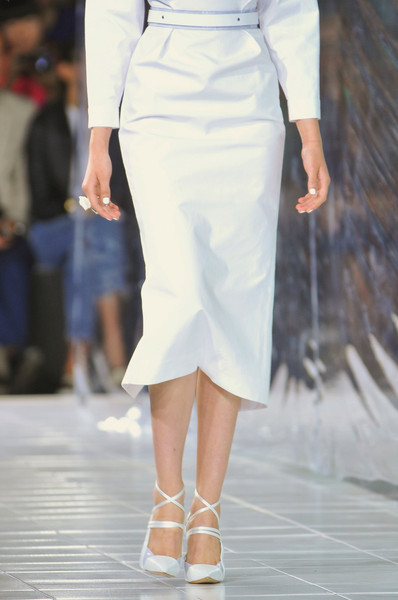 Prabal Gurung at New York Spring 2014 (Details)