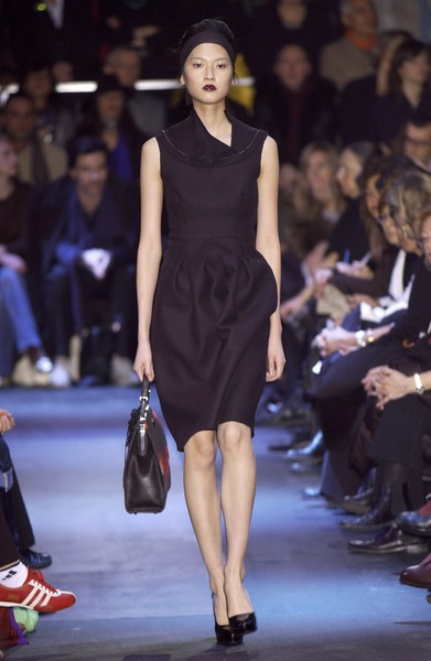 Prada at Milan Fall 2005