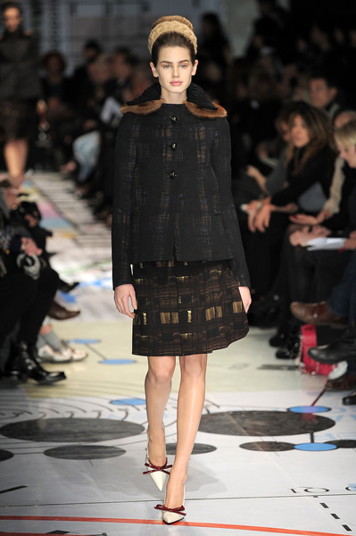 Prada at Milan Fall 2010