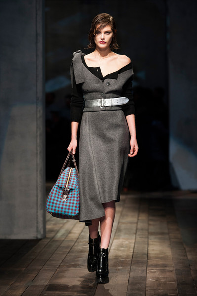Prada at Milan Fall 2013