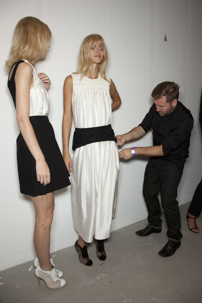 Preen at New York Spring 2011 (Backstage)