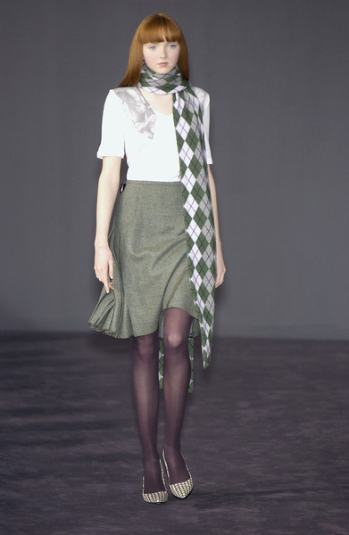 Pringle of Scotland at London Fall 2004