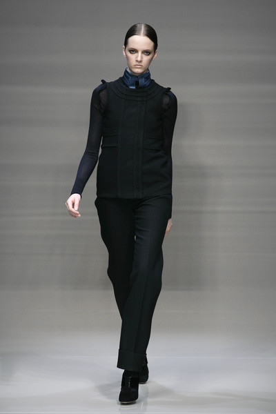 Pringle of Scotland at Milan Fall 2008