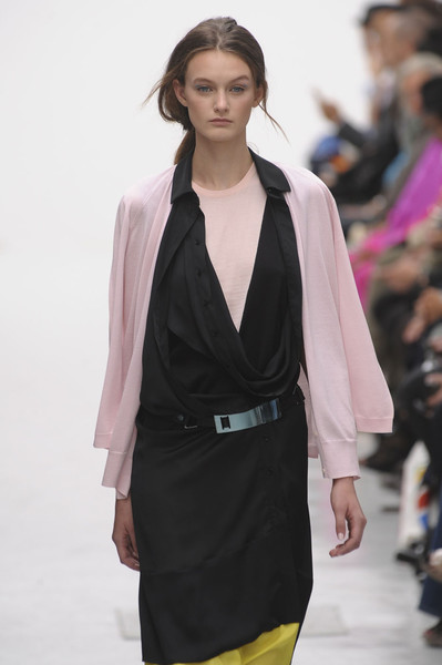 Pringle of Scotland at London Spring 2012