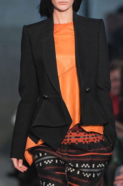 Proenza Schouler at New York Fall 2011 (Details)