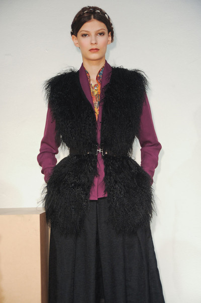 Rachel Roy at New York Fall 2011