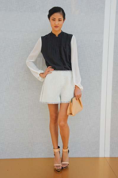 Rachel Roy at New York Spring 2012