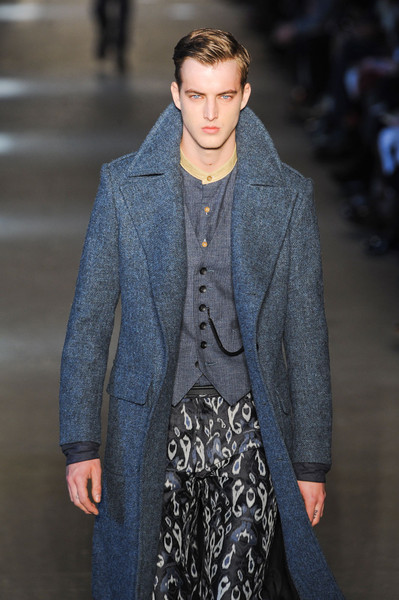 Rag And Bone Mens at New York Fall 2012