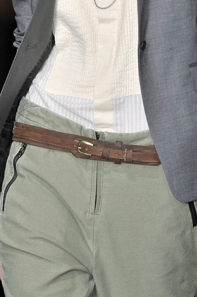 Rag & Bone at New York Spring 2010 (Details)