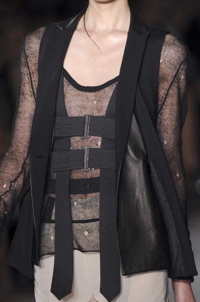 Rag & Bone at New York Spring 2011 (Details)