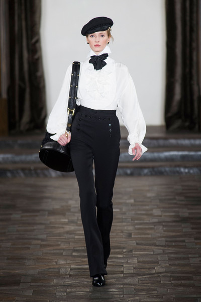 Ralph Lauren at New York Fall 2013