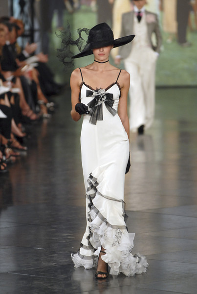 Ralph Lauren at New York Spring 2008