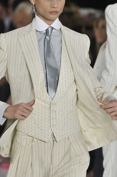 Ralph Lauren at New York Spring 2012 (Details)