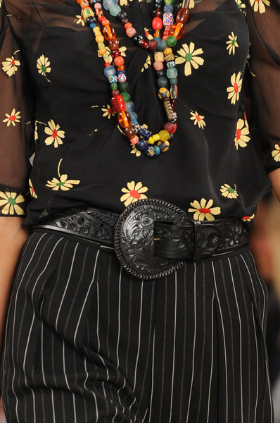 Ralph Lauren at New York Spring 2013 (Details)