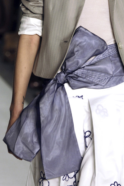 Richard Chai Love at New York Spring 2006 (Details)
