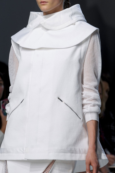 Richard Nicoll at London Spring 2013 (Details)