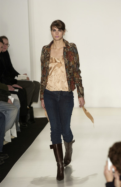 Richard Tyler at New York Fall 2003
