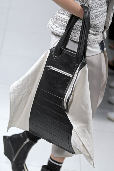 Rick Owens at Paris Spring 2008 (Details)