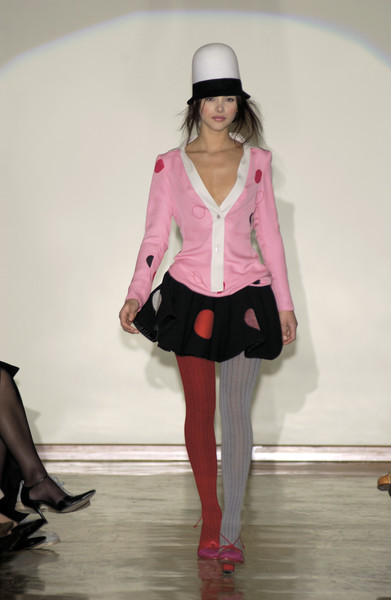 Robert Musso at Milan Fall 2002