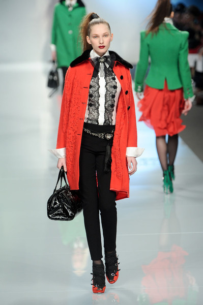 Roccobarocco at Milan Fall 2011