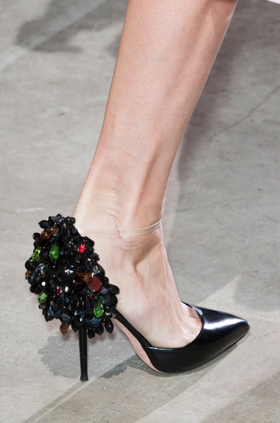 Rochas at Paris Fall 2014 (Details)