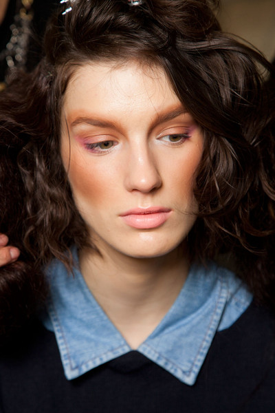Rodarte at New York Fall 2012 (Backstage)