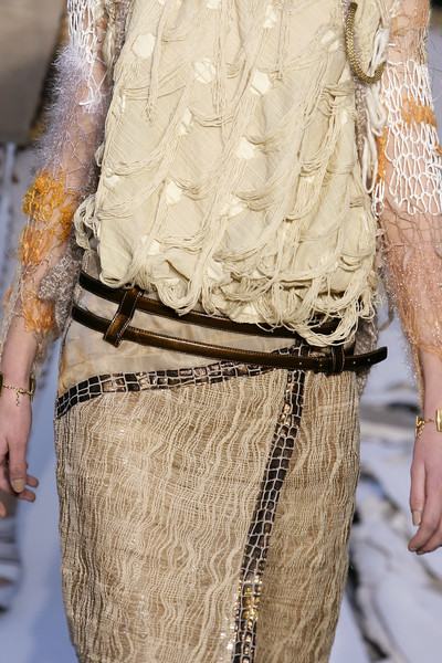Rodarte at New York Spring 2009 (Details)